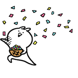 Usagyuuun Facebook sticker #21