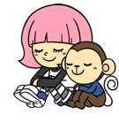 Ya-Ya Facebook sticker #12
