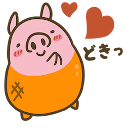 Yarukizero Facebook sticker #2