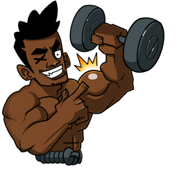 Facebook Yasuke stickers