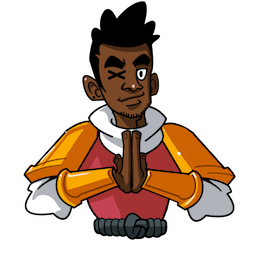 Yasuke Facebook sticker #3