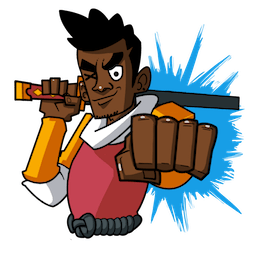 Yasuke Facebook sticker #6