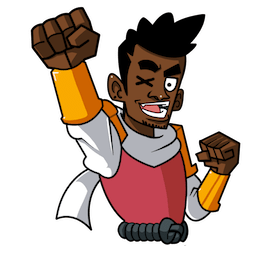 Yasuke Facebook sticker #12