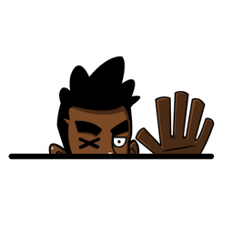 Yasuke Facebook sticker #18