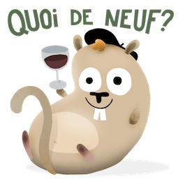 Zanimaux Facebook sticker #15